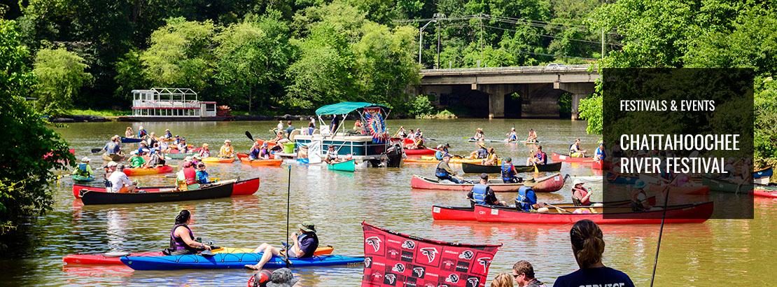 Chattahoochee River Festival