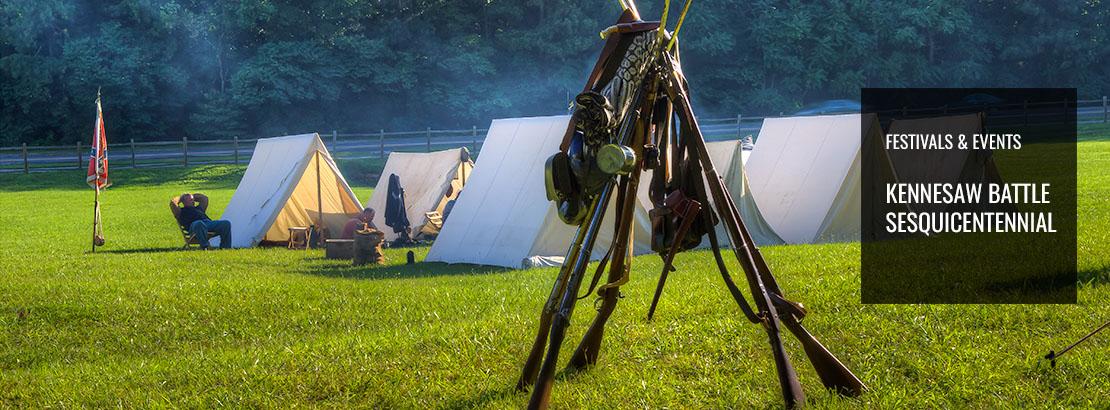 Kennesaw Battle Sesquicentennial