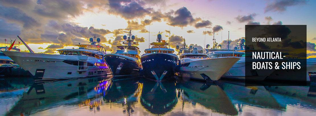 Nautical- Boats & Ships