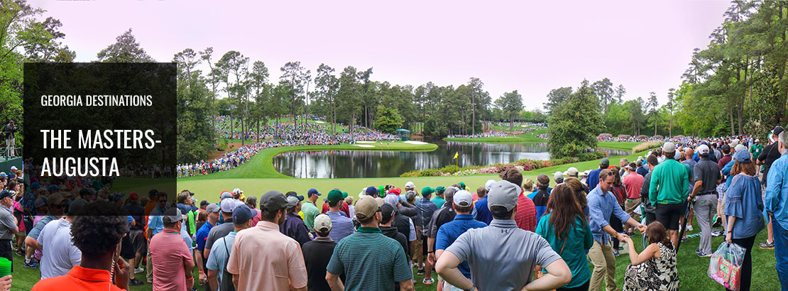 Augusta- The Masters