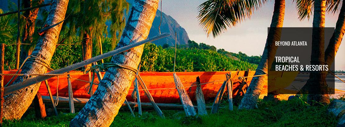 Tropical Beaches & Resorts