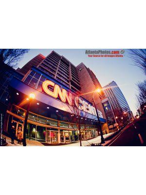 CNN Center- Fisheye