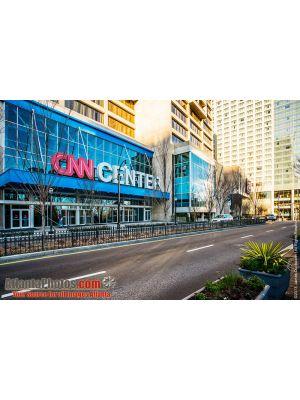CNN Center- Streetscape