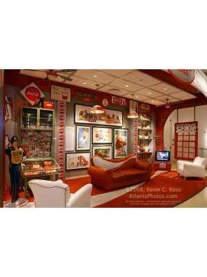 World of Coca-Cola- Memorabilia